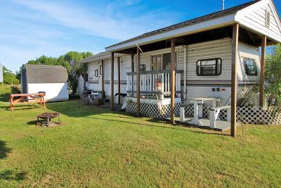 Northampton County, Accomack County Single Family Home For Sale: 8289 Bay St
