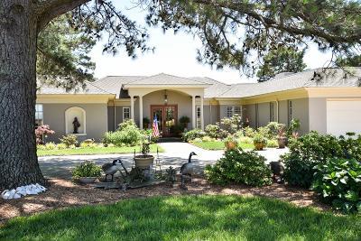 Accomack County, Northampton County Single Family Home For Sale: 7470 Prettyman Cir