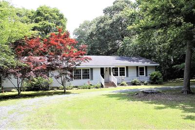 Northampton County Single Family Home Under Contract/Continue To Sho: 2349 Northview Ct