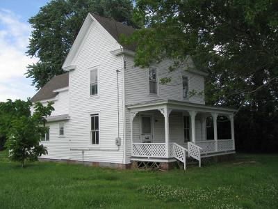 Accomack County, Northampton County Single Family Home For Sale: 20424 Market St