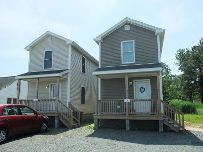 Chincoteague Single Family Home For Sale: 5162&64 Main St