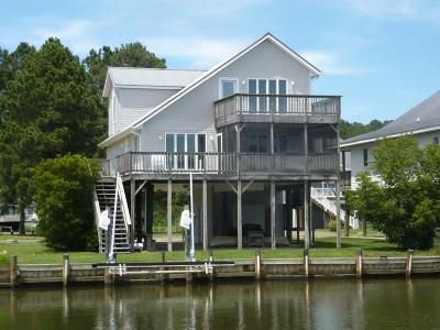 Captains Cove Single Family Home For Sale: 37464 Sailors