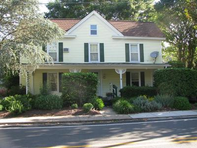 Wachapreague Single Family Home For Sale: 27 Main St