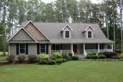 Accomack County, Northampton County Single Family Home For Sale: 29095 Mitchell Dr