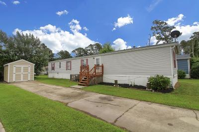 Chincoteague Single Family Home Under Contract/Continue To Sho: 5399 Misty Meadows Dr