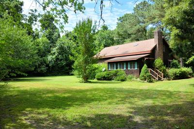 Northampton County Single Family Home Under Contract/Continue To Sho: 10147 Red Bank Ln