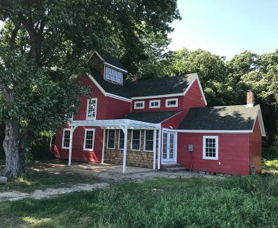 Northampton County Single Family Home For Sale: 31093 Seaside Rd