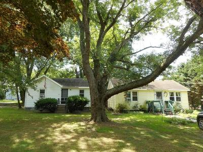 Accomack County Single Family Home Under Contract/Continue To Sho: 15166* Waterfield St