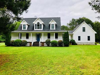 Cape Charles Single Family Home For Sale: 1935 Sand Hill Dr