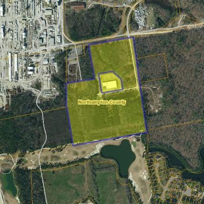 Cape Charles, Capeville, Kiptopeke, Cheriton Residential Lots & Land For Sale: 000 Bayshore Rd