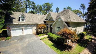 Accomack County, Northampton County Single Family Home For Sale: 13583 Solitude Trail