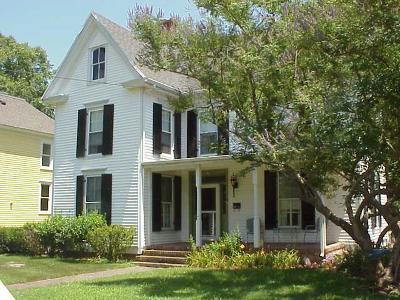 Onancock Single Family Home For Sale: 8 Parker St