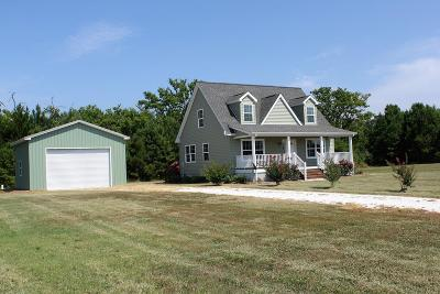 Cape Charles Single Family Home For Sale: 3295 Sherwood Gate