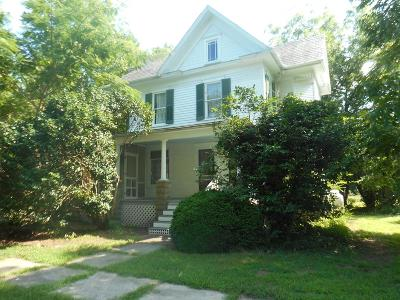 Accomack County Single Family Home Under Contract/Continue To Sho: 24262 Chadbourne St