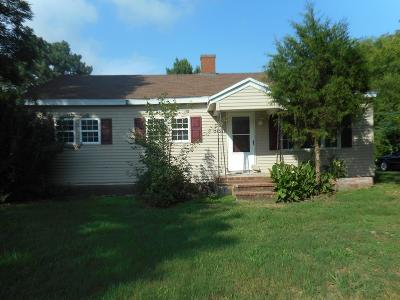 Accomack County Single Family Home For Sale: 24541 Mary N Smith Rd