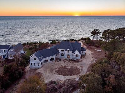 Cape Charles Single Family Home For Sale: Butler's Bluff Dr