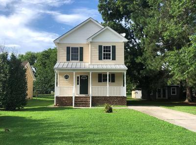 Cape Charles Single Family Home For Sale: 701 Monroe Ave