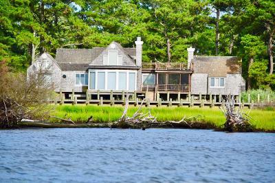 Accomack County, Northampton County Single Family Home For Sale: 4409 Salt Marsh Ln