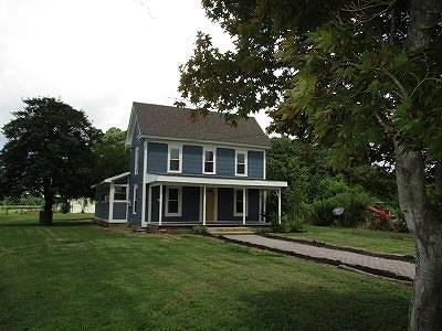 Accomack County, Northampton County Single Family Home For Sale: 16460 Hopeton Rd