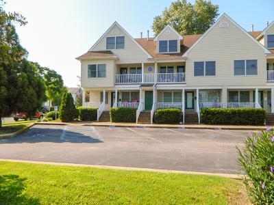 Cape Charles Single Family Home For Sale: 528a Washington Ave
