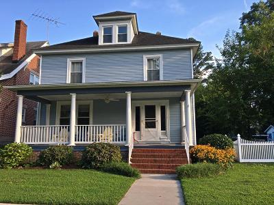 Cape Charles Single Family Home For Sale: 216 Monroe Ave