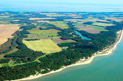 Cape Charles, Capeville, Kiptopeke, Cheriton Residential Lots & Land For Sale: Lot 15c Sand Hill Dr