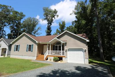 Captains Cove Single Family Home Under Contract/Continue To Sho: 1523 Brigantine Blvd