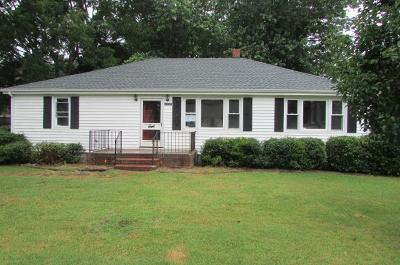 Northampton County Single Family Home Under Contract/Continue To Sho: 3138 Monroe St