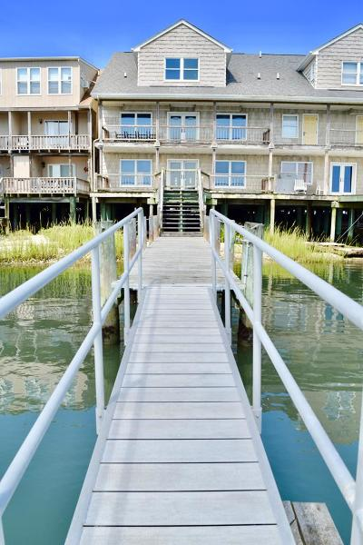 Chincoteague Single Family Home For Sale: 7442 Eastside Dr