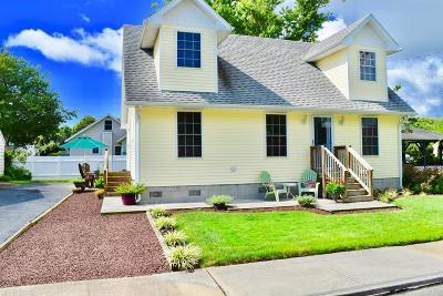 Chincoteague Single Family Home For Sale: 6230 Poplar St