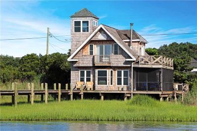 Chincoteague Single Family Home For Sale: 4501 Main St
