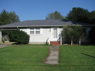 Accomack County Single Family Home For Sale: 36183 North Wain House Rd