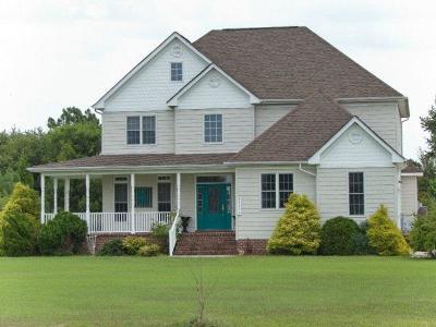 Northampton County Single Family Home For Sale: 29376 Stuart's Way
