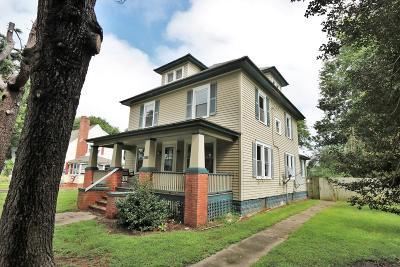 Accomack County Single Family Home For Sale: 19051 Hickman Avenue