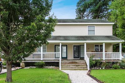 Chincoteague Single Family Home For Sale: 6472 Coach's Lane