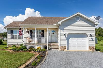 Captains Cove Single Family Home Under Contract/Continue To Sho: 37326 Merrimac Ct