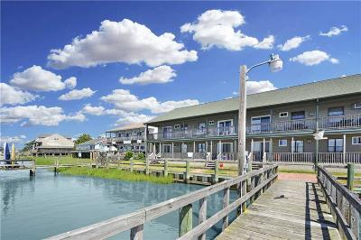 Chincoteague Single Family Home Under Contract/Continue To Sho: 7482 East Side Rd