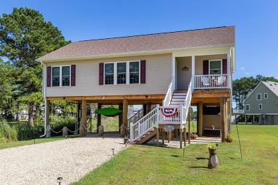 Captains Cove Single Family Home For Sale: 3229 Captains Corridor