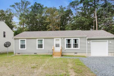 Captains Cove Single Family Home For Sale: 4123 Captains Corridor