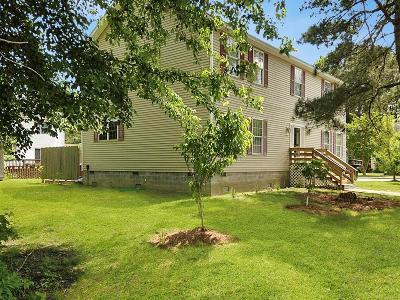 Chincoteague Single Family Home For Sale: 3474 Accomack St