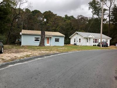 Northampton County Single Family Home For Sale: 22413 Bayview Circle