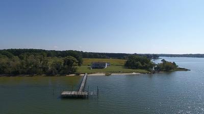 Accomack County, Northampton County Single Family Home For Sale: 14255 Barn Woods Rd
