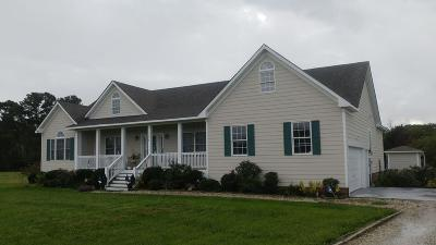 Cape Charles Single Family Home Under Contract/Continue To Sho: 3234 Tower Hill Circle