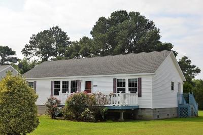Accomack County Single Family Home For Sale: 31354 Cedar View Rd