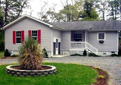 Greenbackville, Horntown Single Family Home Under Contract/Continue To Sho: 3233 Amidship Dr