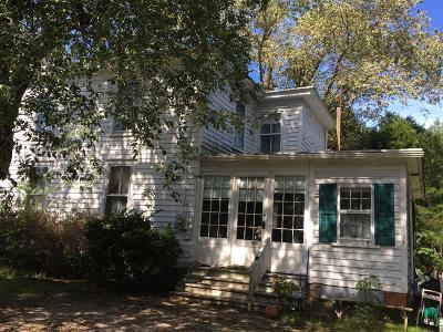 Northampton County, Accomack County Single Family Home Under Contract/Continue To Sho: 15193 Merry Cat Ln
