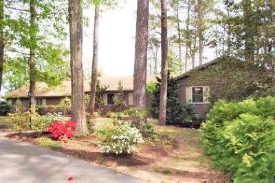 Accomack County, Northampton County Single Family Home For Sale: 7290 Gull Point Rd