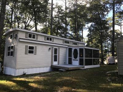 Greenbackville, Horntown Single Family Home For Sale: 35004 Maple Court