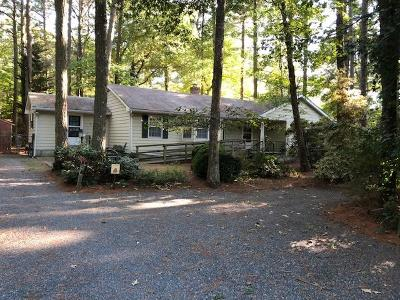 Accomack County Single Family Home Under Contract/Continue To Sho: 12 Frances St