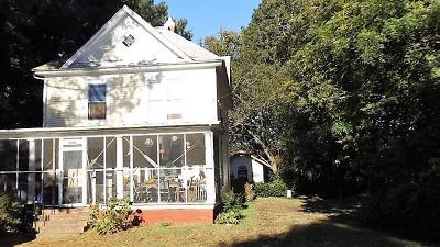 Onancock, Onley, Melfa, Wachapreague, Harborton, Painter, Keller, Pungoteague Single Family Home Under Contract/Continue To Sho: 28170 Harborton Rd